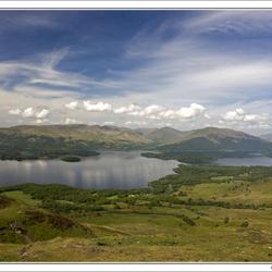 Loch Lomond, Schotland