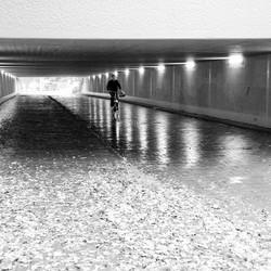 Tunnel reflectie