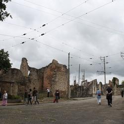 Oorlogsgeweld - Oradour-sur-Glane