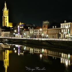 Roermond by Night