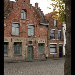 Brugge V  nu in kleur.
