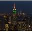 New York in het donker