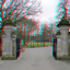 Ingang Het Park bij Noorsekerkje Rotterdam 3D