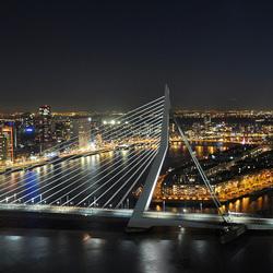 Rotterdam vanaf de 31 etage