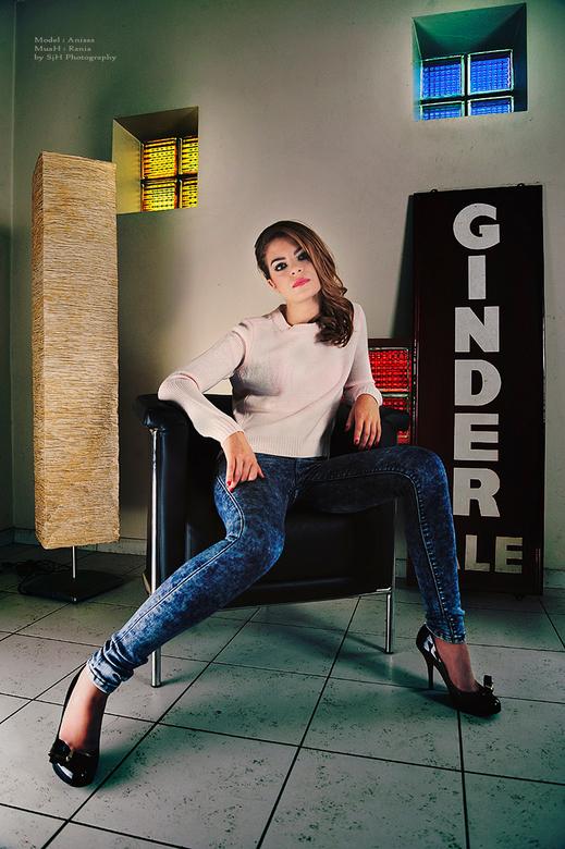Anissa Sakli - Ik had dit weekend de eer om een zeer mooi meisje te fotograferen .<br /> Niet zo maar een .<br /> Anissa is kandidaat Young &quot; M