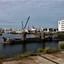 Het lag vol aan de Waalhaven