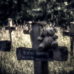 Even death has a hearth