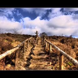 De Posbank 4 (stairways to heaven)
