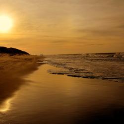 Rondje strand................