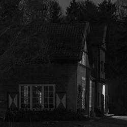 Tuinhuis bij kasteel Heeze