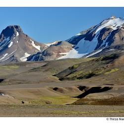 Icelandic Highland Mountains