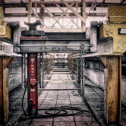oude bus garage