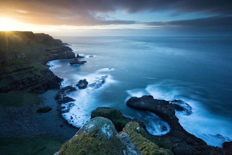 Irish Ballads - Kustlijn noord ierland,