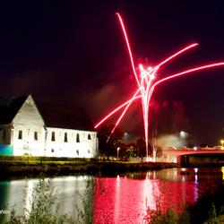 Vuurwerk , Oudenaarde.be