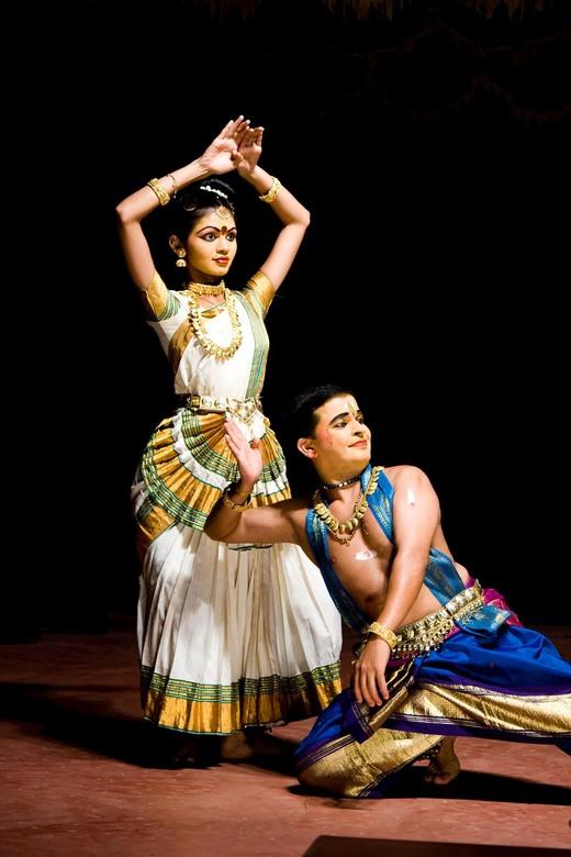 Kathakali dans -