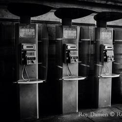 Street phone mystic