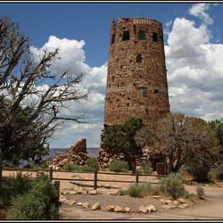 Desert Tower Grand Canyon