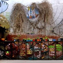 Berlijn - Dead Chicken Alley -1-