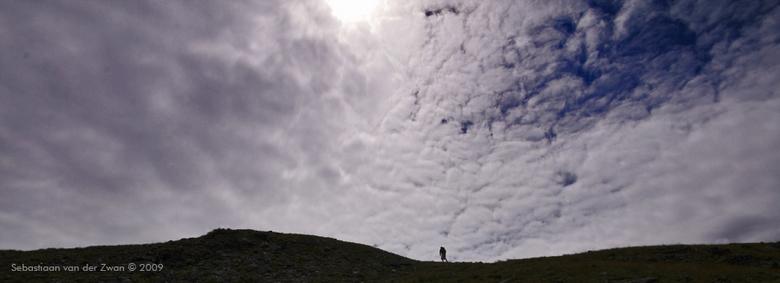 Towards God... - Gemaakt in de Zwitserse bergen, vorig jaar.