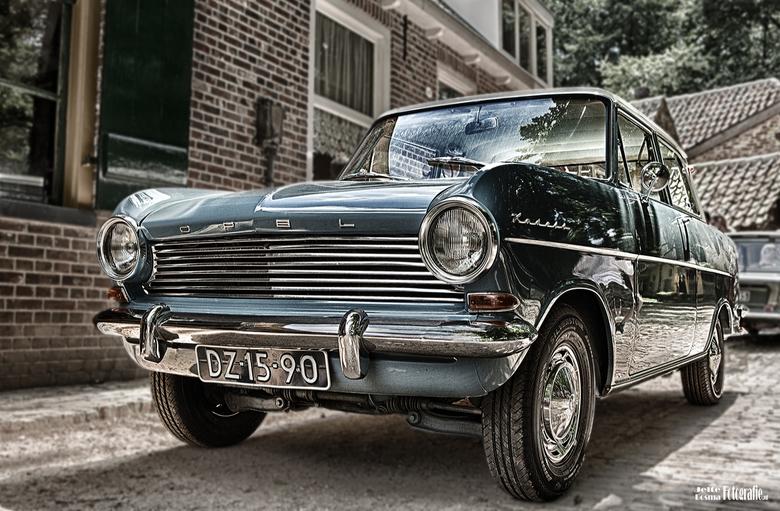 Opel Kadett A (1964)