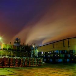 Norit fabriek HDR