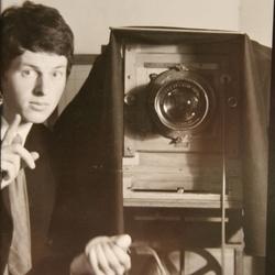Zelfportret van 50 jaar terug