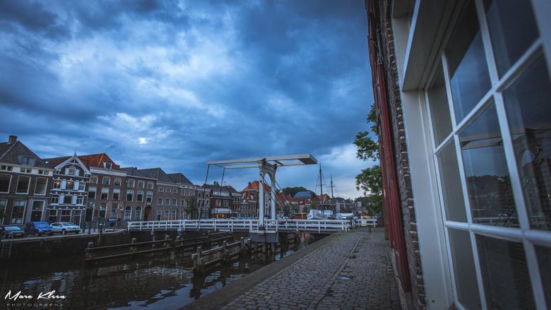 Pelserbrugje - Pelserbrugje, Thorbeckegracht, Zwolle.