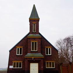 tweede keer foto van de protestanstse kerk (gem. Vlagtwedde)
