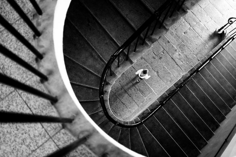 Upstairs -