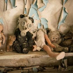 Prypiat (verdrijvingszone Tsjernobyl - Oekraïne) - Kleuterschool - 2