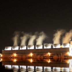 Tessenderlo Chemie by night