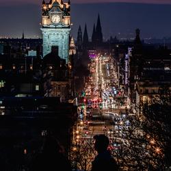 Princess Street - Edinburgh