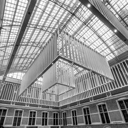 Rijksmuseum koepel