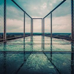 platform uitkijktoren bosberg in Appelscha 2