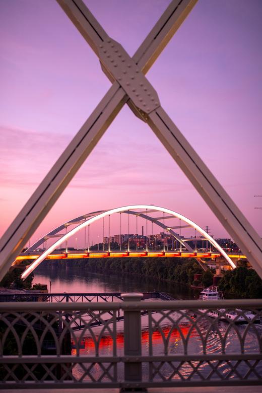 Sunrise Nashville Tennessee -