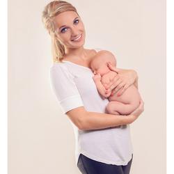 Zelfportret newbornfotograaf