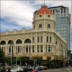 Christchurch, Nieuw Zeeland 4