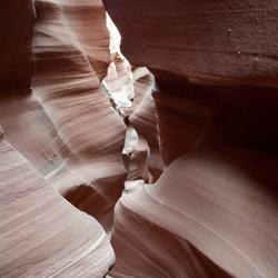 Water hole slotcanyon
