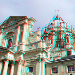 Val-de-Grace Paris 3D