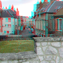 Boulogne sur Mer France 3D