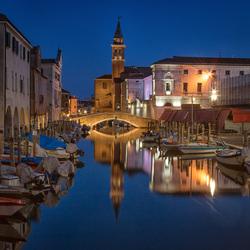 View on Chioggia