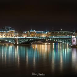 Pont de l'Université - Lyon