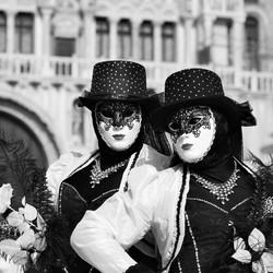 venetië - carnaval 2018