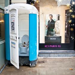 Toi toi vs Ici Paris XL