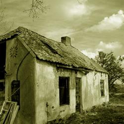 Left in ruins