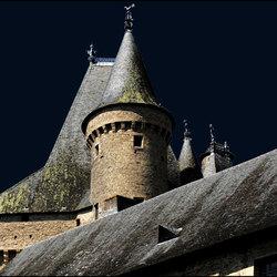 spitsen en daken