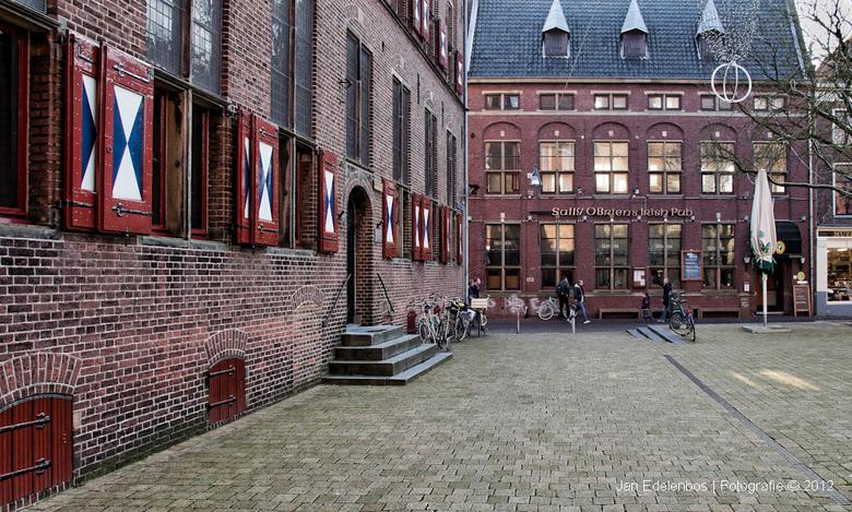 Bethlehemkerkplein Zwolle - Bethlehemkerkplein Zwolle een heerlijk plein om foto&#039;s te maken,<br /> <br /> Ik heb hier geprobeerd lijnen te gebr