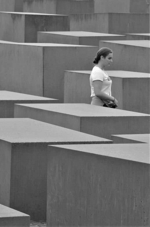 Berlijn Holocaust Monument -