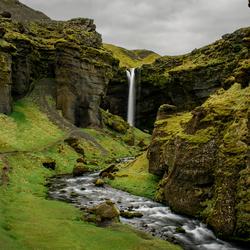Kvernufoss IJsland