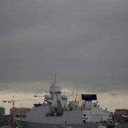 Najaarstorm met Sail-out